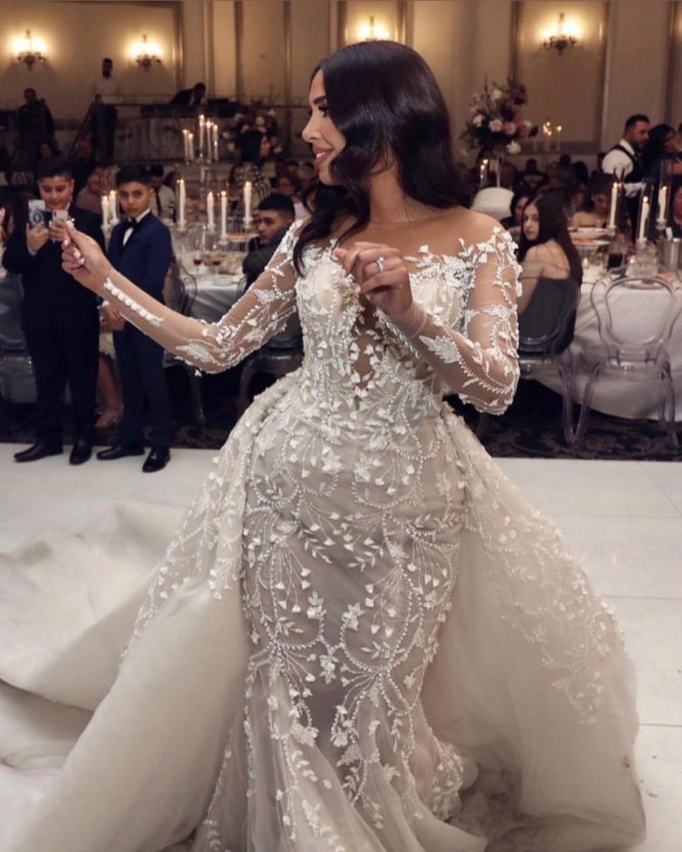 Wedding Lace Woman Suit Sale