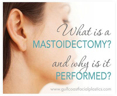 What Is A Mastoidectomy And Why Is It Performed Facial Plastic Sleep Apnea Treatment Performance