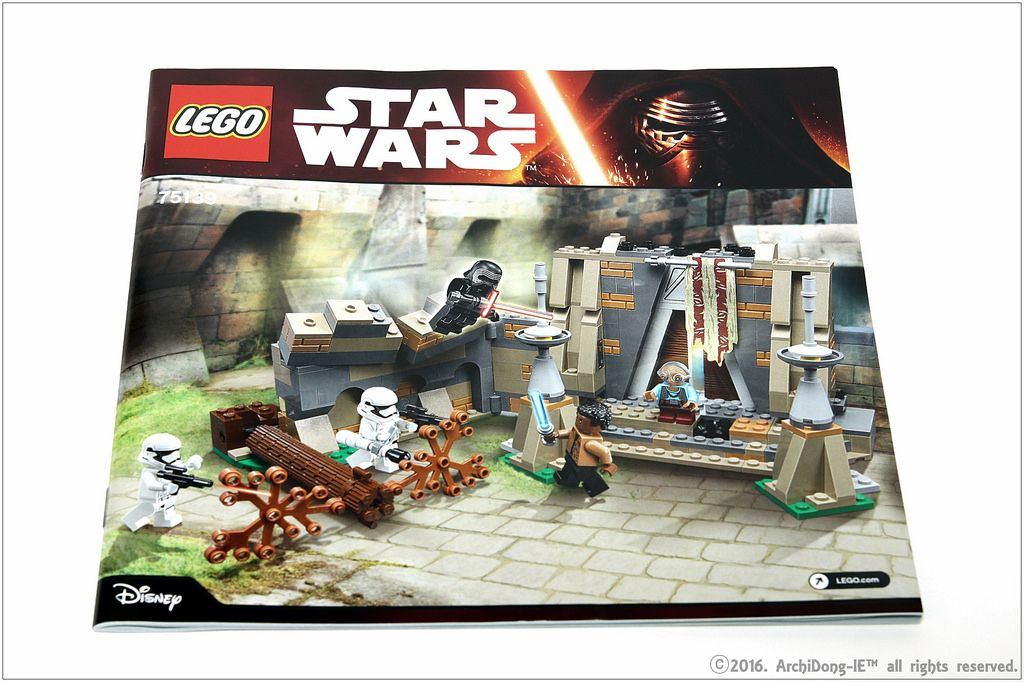 #LEGO #STARWARS #75139 #Battle_on_Takodana #레고 #스타워즈 #마즈의성공방전 #아키동이 http://www.flickr.com/photos/archi011/29442597830/