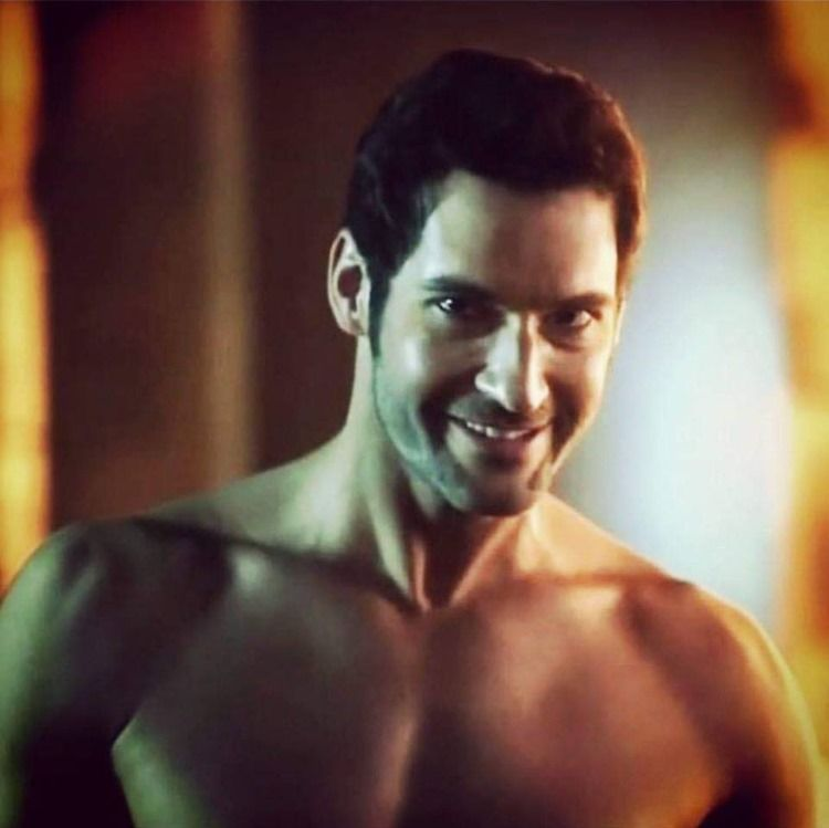 Tom Ellis As Lucifer With Images Tom Ellis Lucifer Tom Ellis