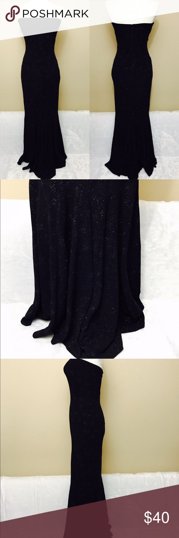 Vintage Jessica mcclintock glitter shimmer dress Great condition Vintage Dresses