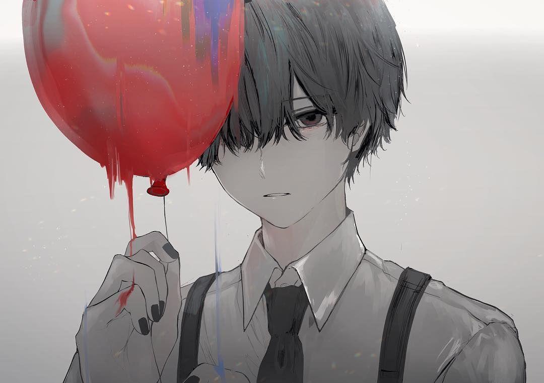 Artsy Cute Anime Boy Pfp Aesthetic