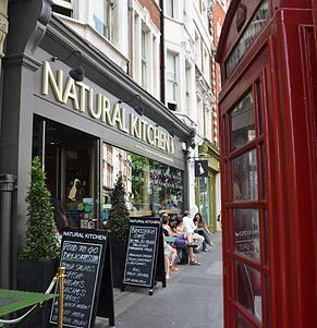 Natural Kitchen London Natural Kitchen Healthy Cafe London Kitchen