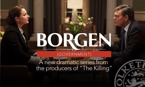 Borgen - Fantastic Danish Television