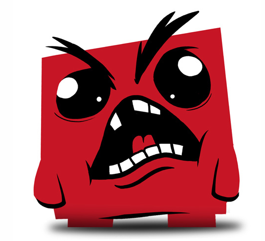 Meat Boy Super Meat Boy Boy Art Character Design Indie Games