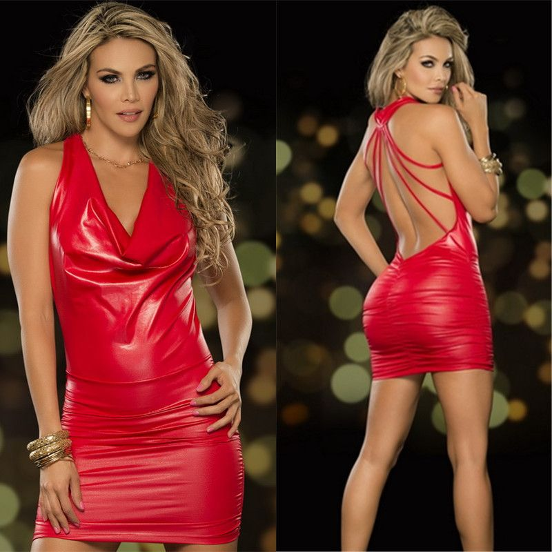 Buy Leather Dress..........Online.......At Leathernxg..............Leathernxg.com