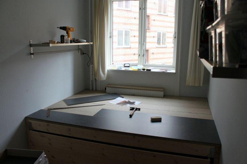 Photo of Slaapkamerrenovatie – een soort DIY