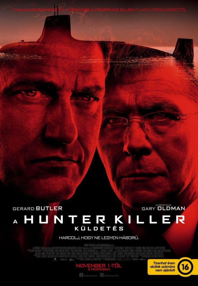 A Hunter Killer küldetés teljes Indavideo film, A Hunter Killer küldetés  letöltése ingyen Nézze