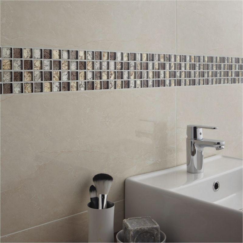 Bain Carrelage Castorama Frise Salle 77 Frise Carrelage Salle De Bain Castorama 2018 Bathroom Mosaic Tiles Bathroom Small Bathroom