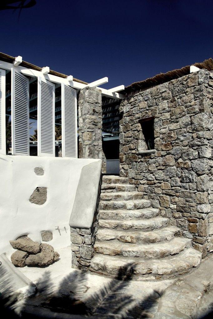 Hotel San Giorgio in Mykonos