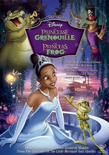 La Princesse Et La Grenouille Walt Disney Animation