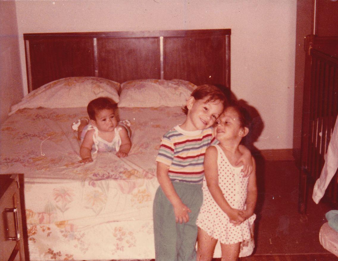 Kiki, Soly and Bethzy.