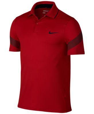NIKE Nike Men's MM Fly Framing Commander Dri-FIT Golf Polo. #nike #cloth #down shirts