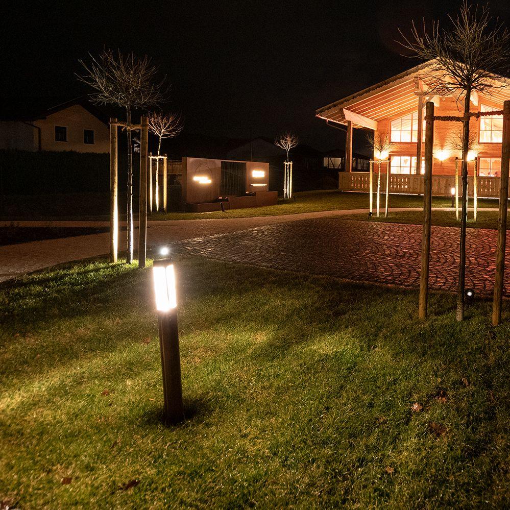 Pollerleuchten Erleuchten Deinen Weg In 2020 Aussenbeleuchtung Aussenleuchten Gartenlampen