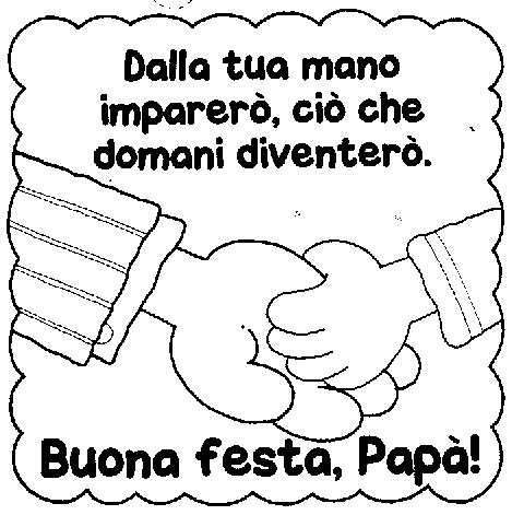 Festa Del Papà Lavoretti Da Colorare Cerca Con Google Clasa I