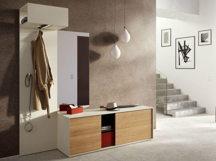 Attraktiv Ideen Für Garderoben U2013 Moderne Designer Modelle Für Den Flur #designer  #garderoben #