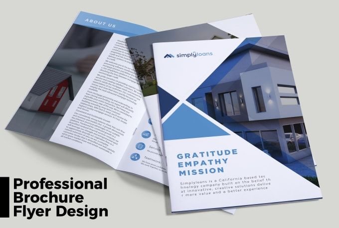 seller did a great job job great brochure professional design