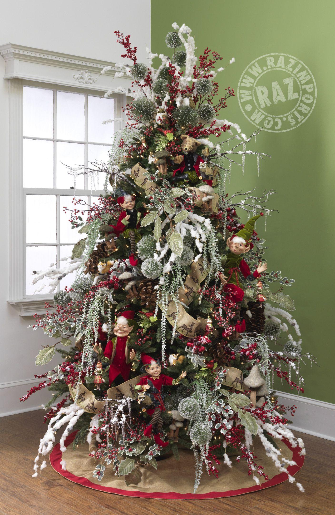 Raz Imports Seasonal Wholesale Importer Amazing Christmas Trees Christmas Tree Themes Christmas Tree