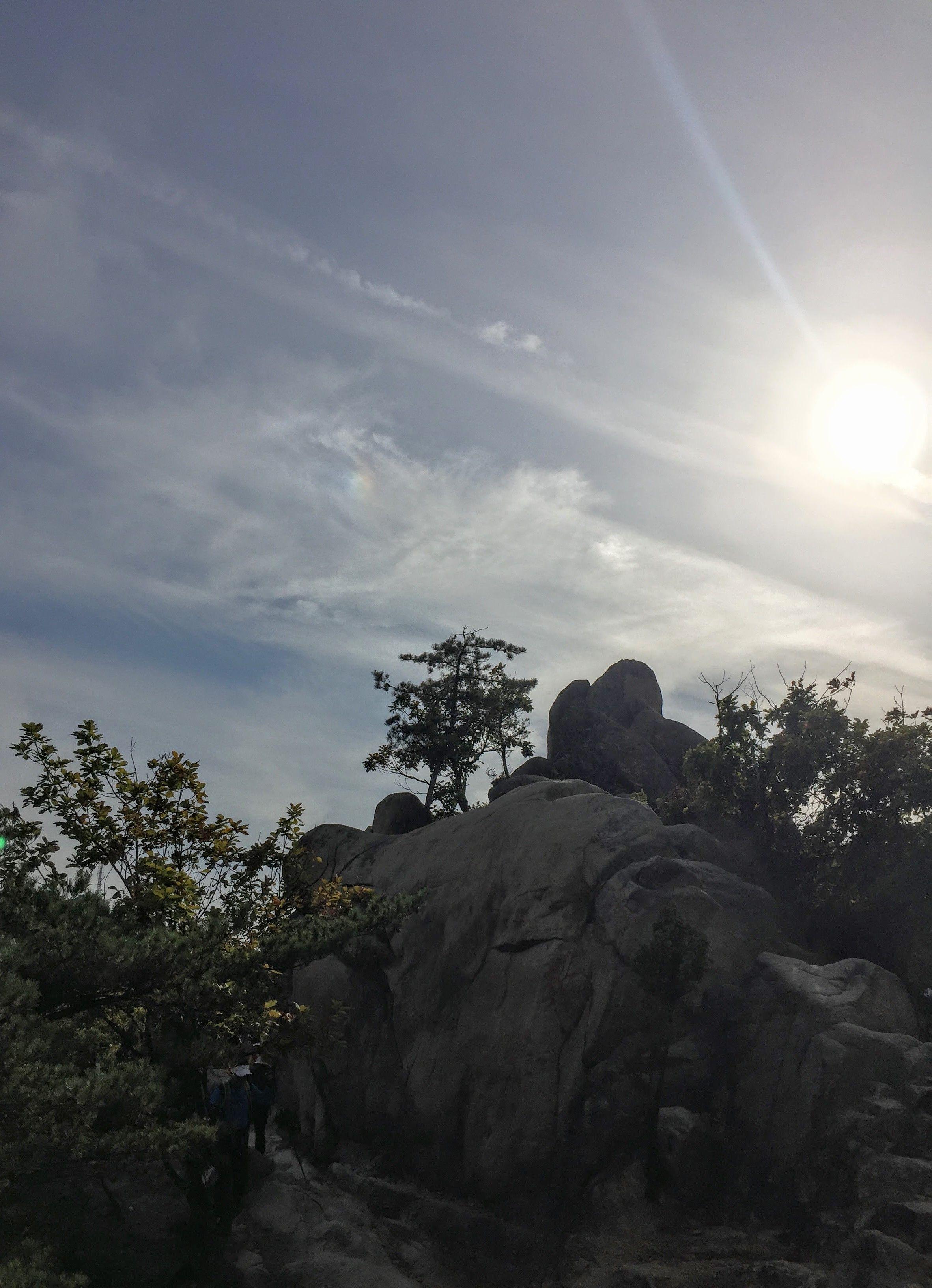 관악산 하마바위