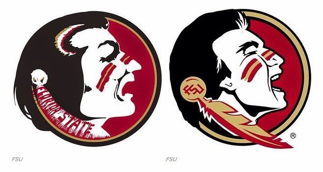 Fail Fsu Redesigned Its Logo And Fans Were Less Than Thrilled Seminoles Gonoles Www Thestyl Fsu Logo Florida State Seminoles Logo Florida State Seminoles