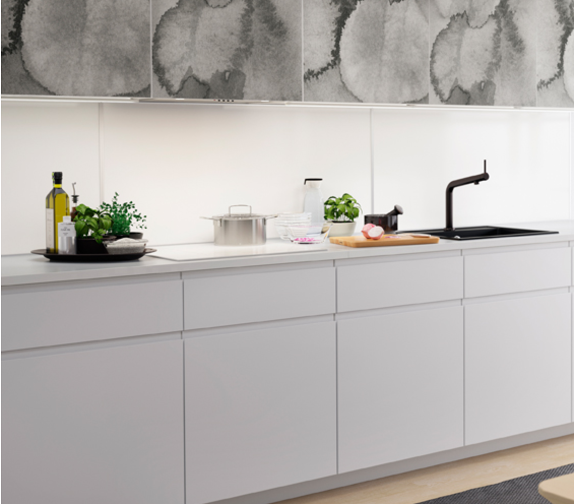 Best Light Grey Ikea Kitchen 640 x 480