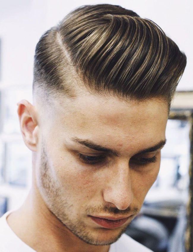 Cortes-de-pelo-modernos Bird men Pinterest Hair style