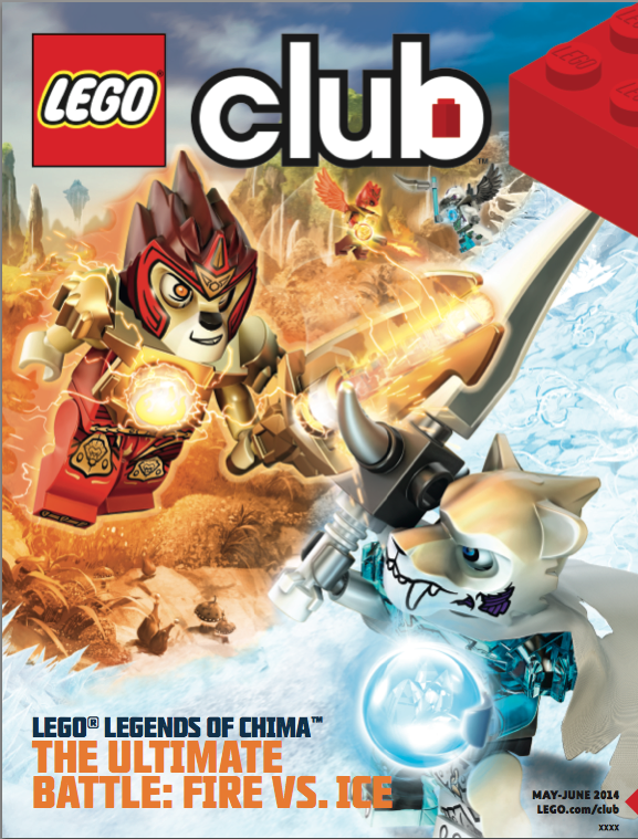 Sign up to LEGO Club and get 5 magazines per year! Perfect for ...