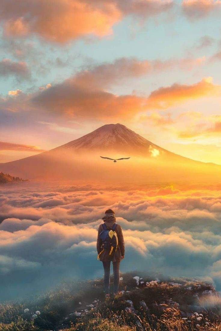 We show you the best sunrise and sunset spots to photograph mount fuji and. Dreamland Mount Fuji Mountain In Japan Christmas Vibes Travel Nature Photography Nature Pictures Photography Wallpaper