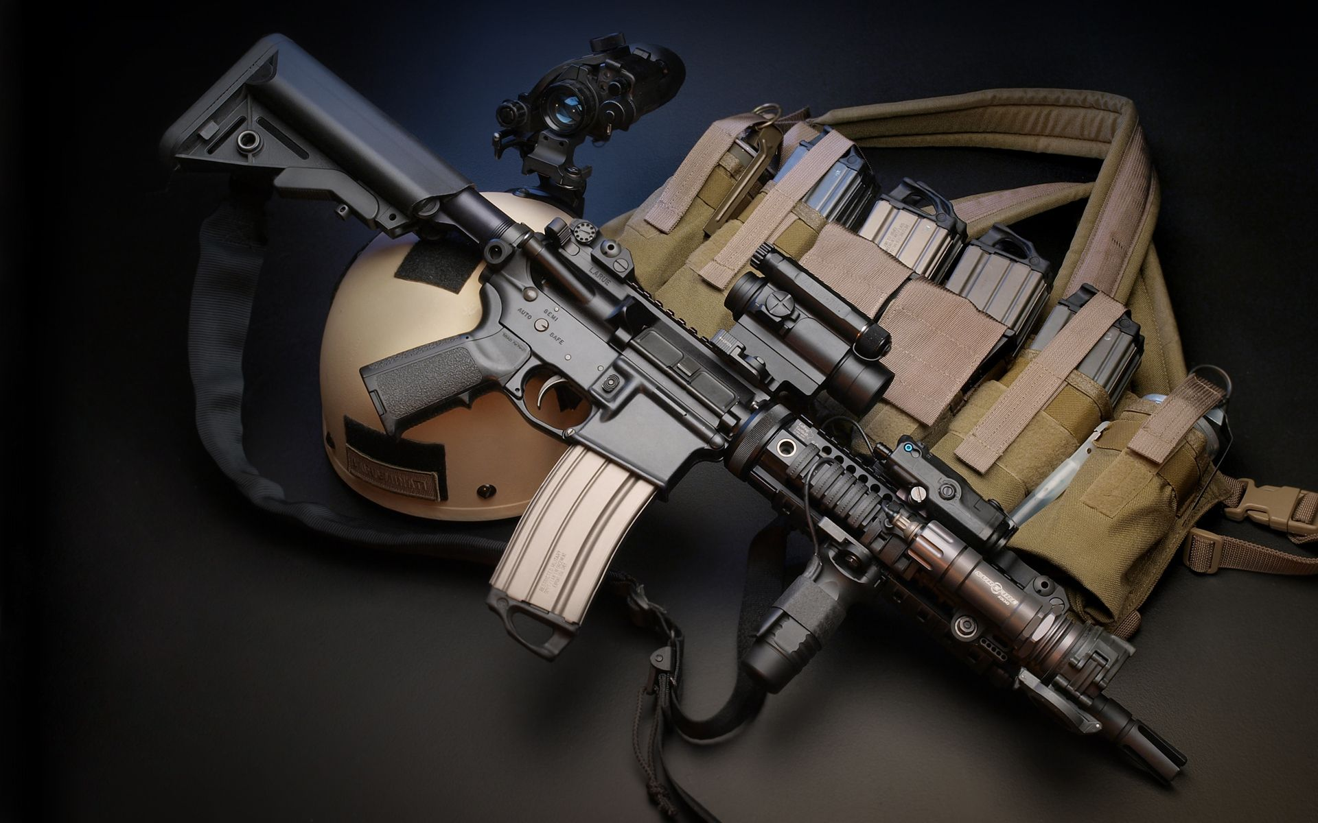 108 Best Images About Weapons Wallpapers On Pinterest: Machine Gun