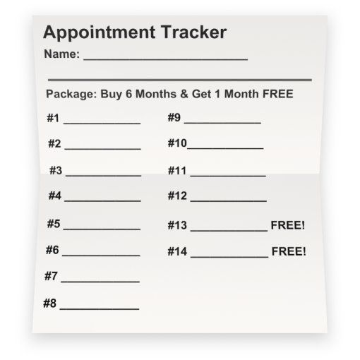 Bi-Weekly Appointment Tracker wwwthemaidmentor Office Pinterest - nanny agreement contract