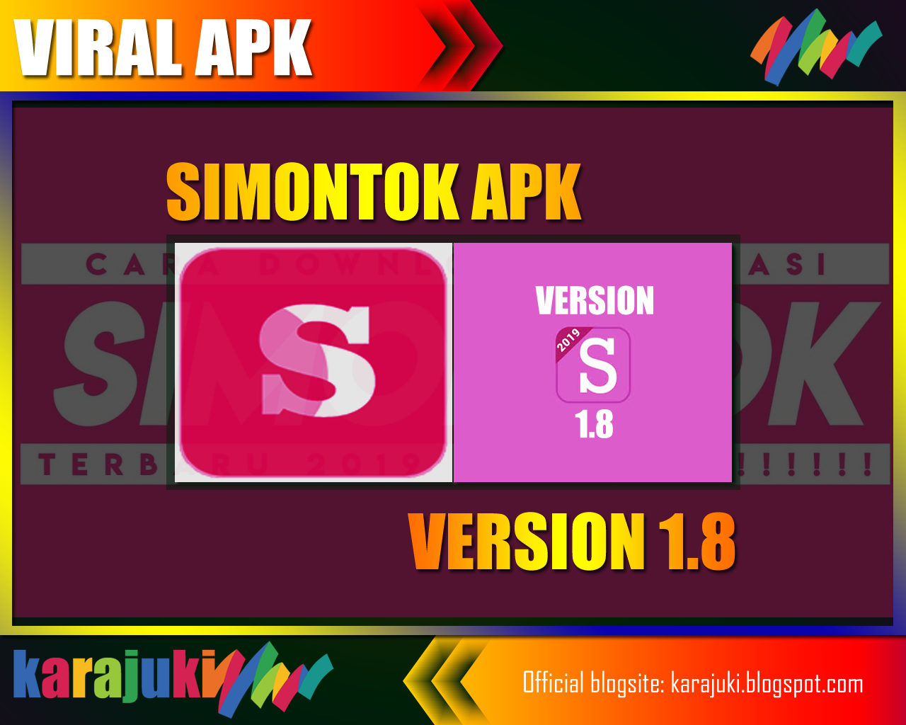 Simontok Application for Android and Ios | Download Mod Apk.