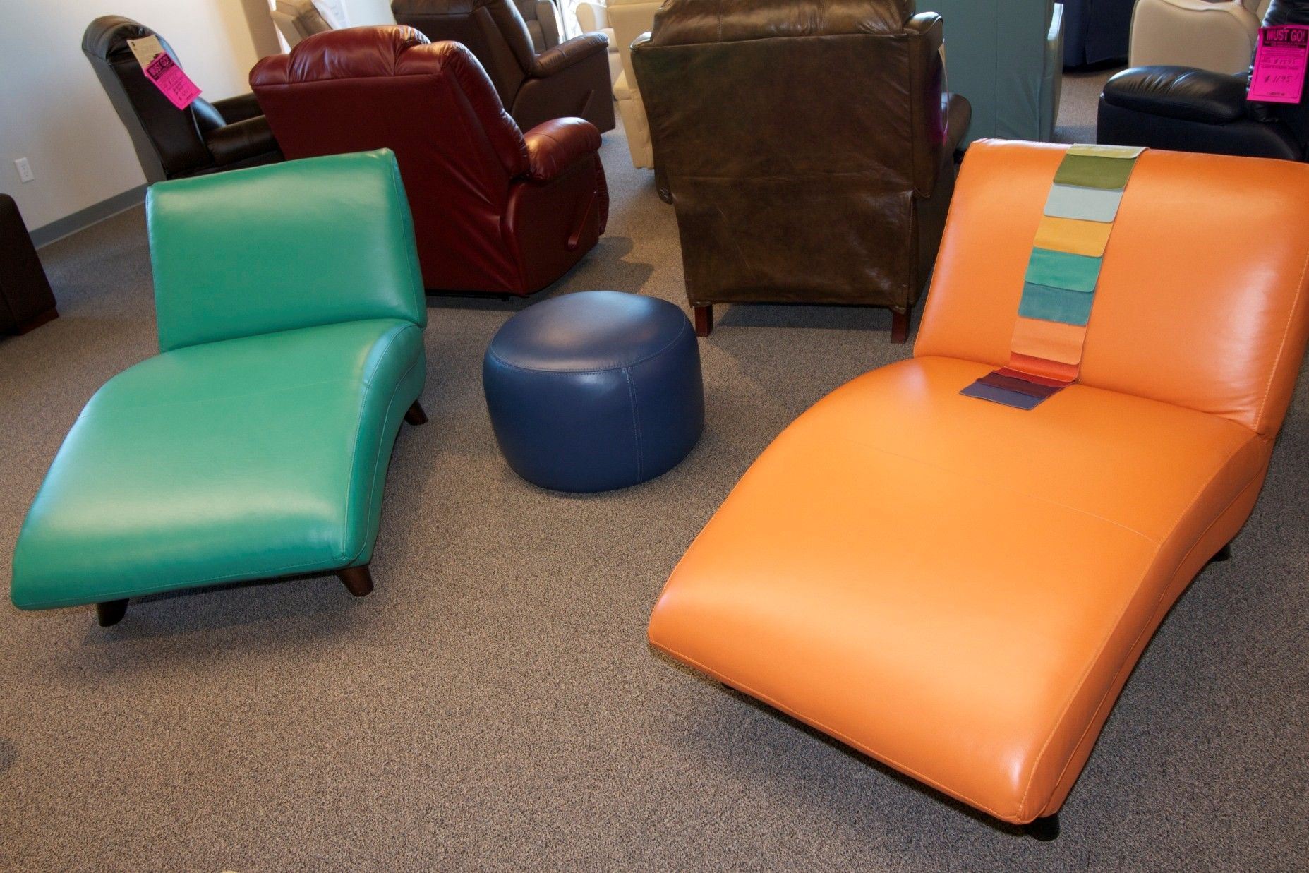 The Ross Chaise by Palliser Our Showroom Pinterest