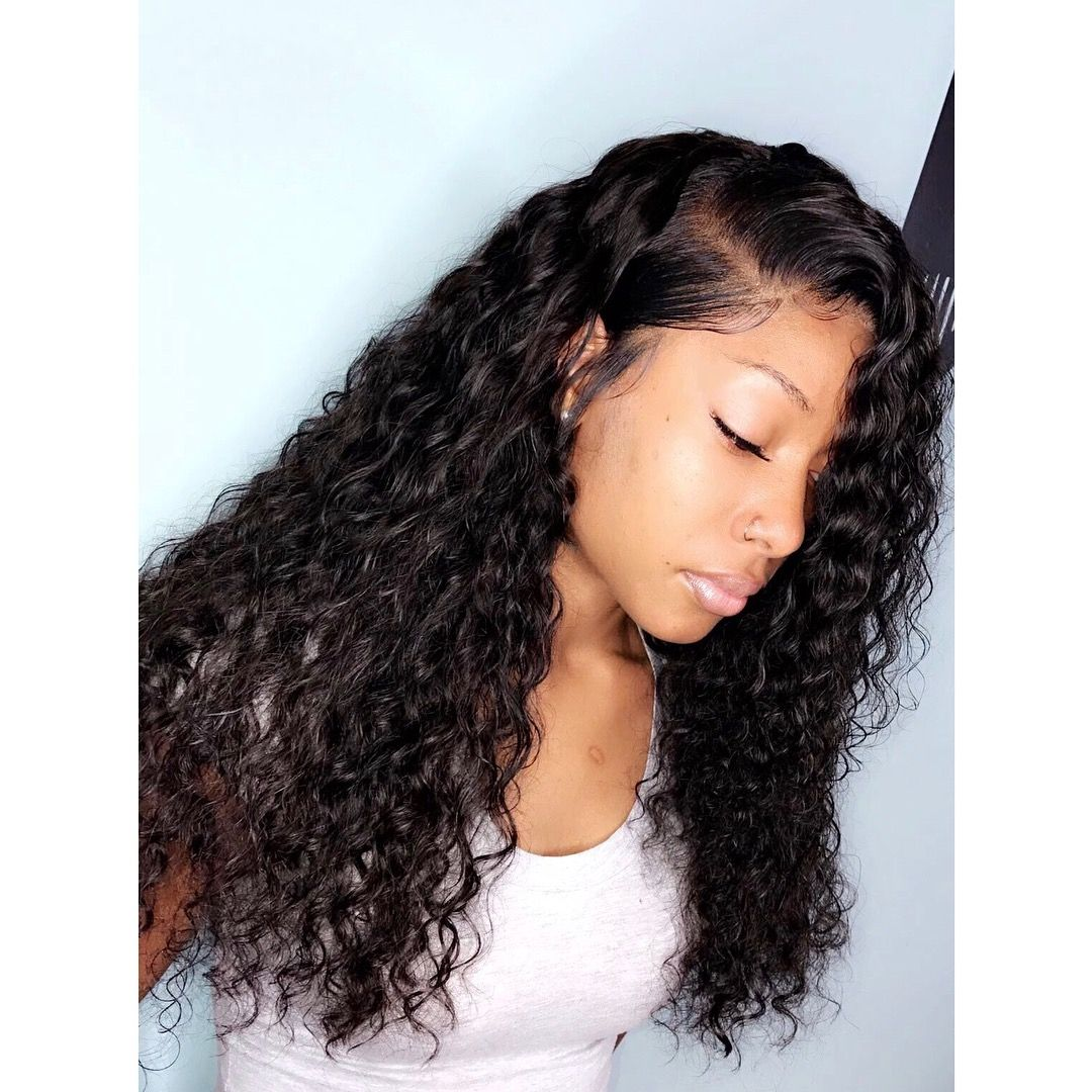 Djmashell Hair Laid Pinterest Curly Hair Goals And Hair Style