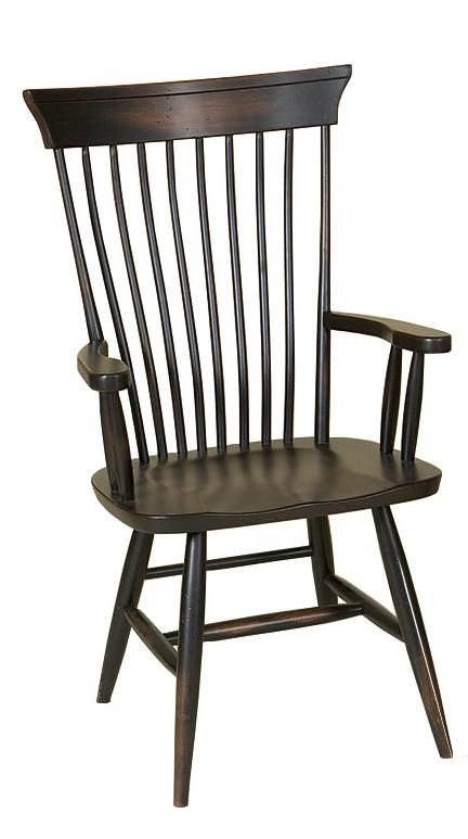 amish plymouth windsor dining chair in 2018 our new place rh pinterest com