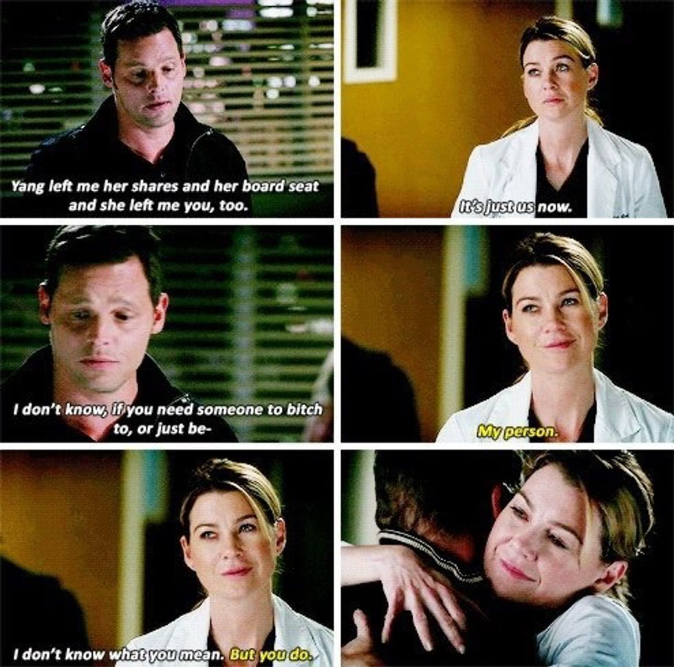 11 Reasons Alex And Meredith's Relationship In 'Grey's Anatomy' Gives Me Life
