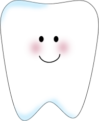 tooth clip art tooth clip art image white tooth with a smiling rh pinterest com clip art tooth fairy clip art tooth fairy