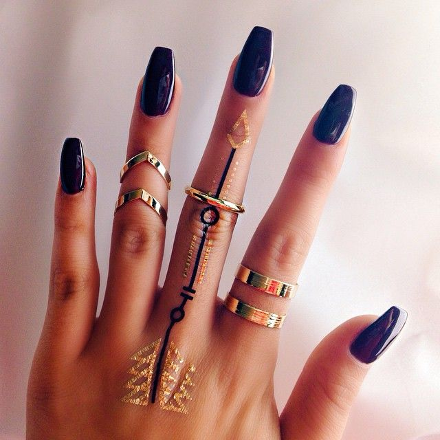 Must Have Coffin Nails Itsirizduhh