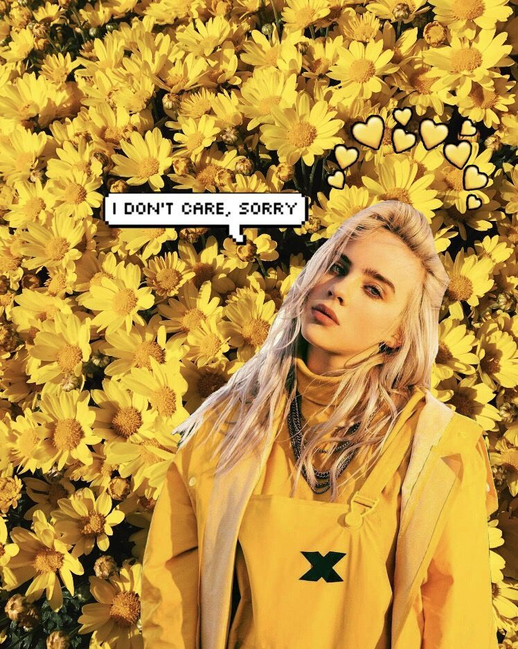 Tags Billieeilish Yellow Aesthetic Tumblr Myedit Yellow Aesthetic Billie Eilish Tumblr Yellow