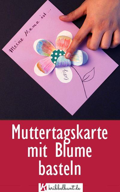 Photo of Basteln zum Muttertag: 4 Ideen für DIY Geschenke