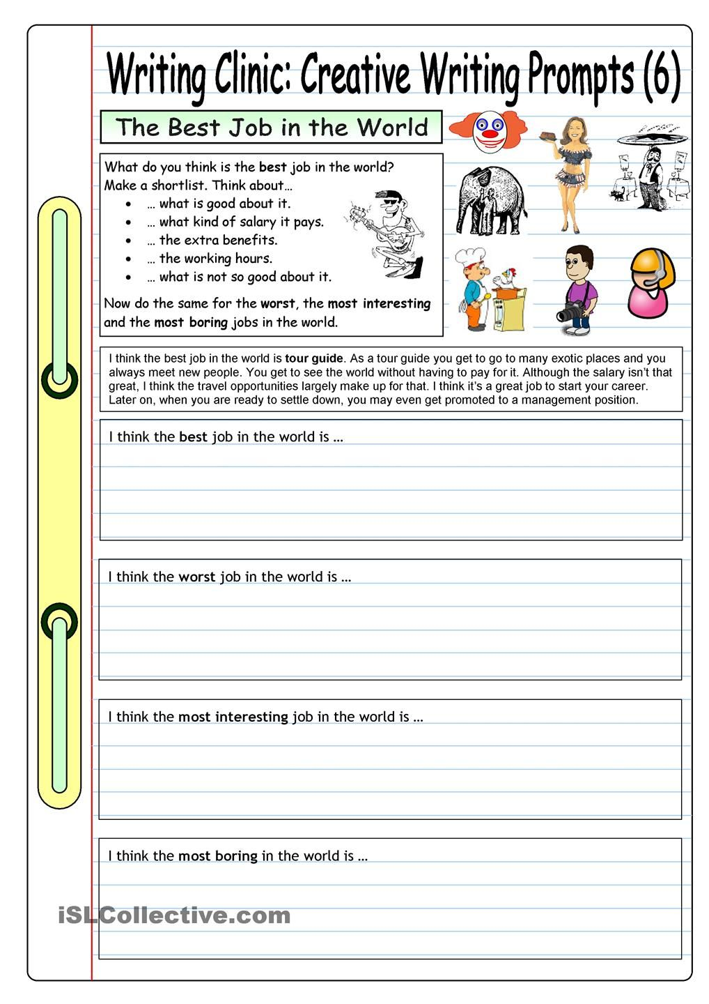 Printable EFL/ESL Kids Worksheets: All Free!!