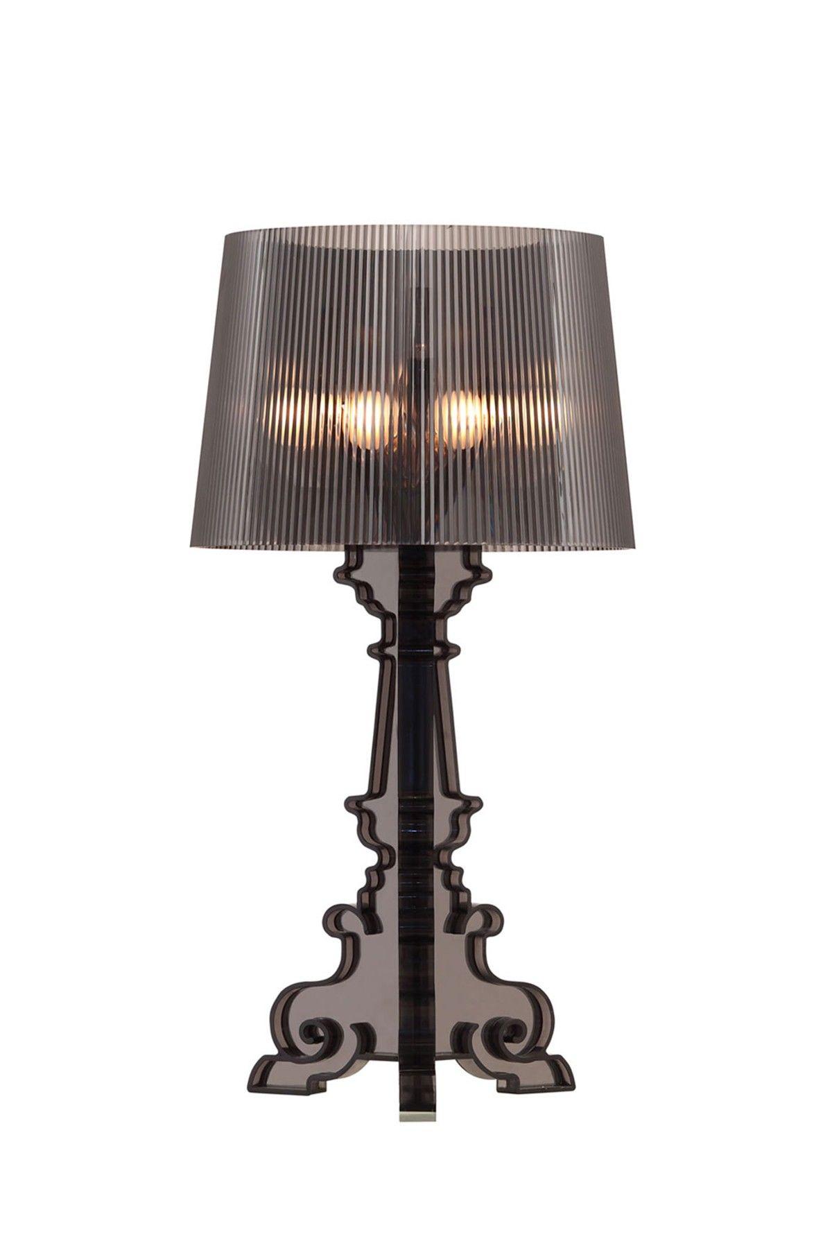 Large Salon Table Lamp Black Table LampHome Furniture