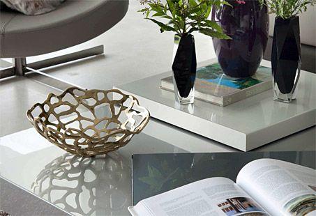 David Marshall Fruit Bowl In Brass Decorative Bowls Bowl Living Room Decor Decorative bowls for living room