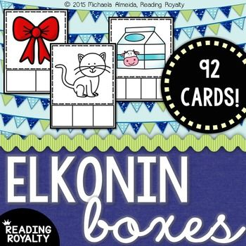 Elkonin boxes are an important tool to help young students build
