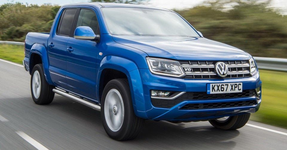 vw amarok gains cheaper three pedal option for manual labor fans rh pinterest co uk Volkswagen CC Interior Volkswagen Up