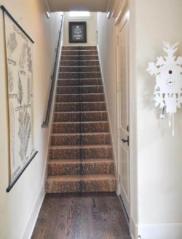 Stark Antelope carpet.
