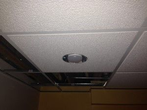 Drop ceiling with recessed light how to wvideo at end drop ceiling with recessed light how to wvideo at end basement ideas pinterest ceilings basements and lights mozeypictures Image collections