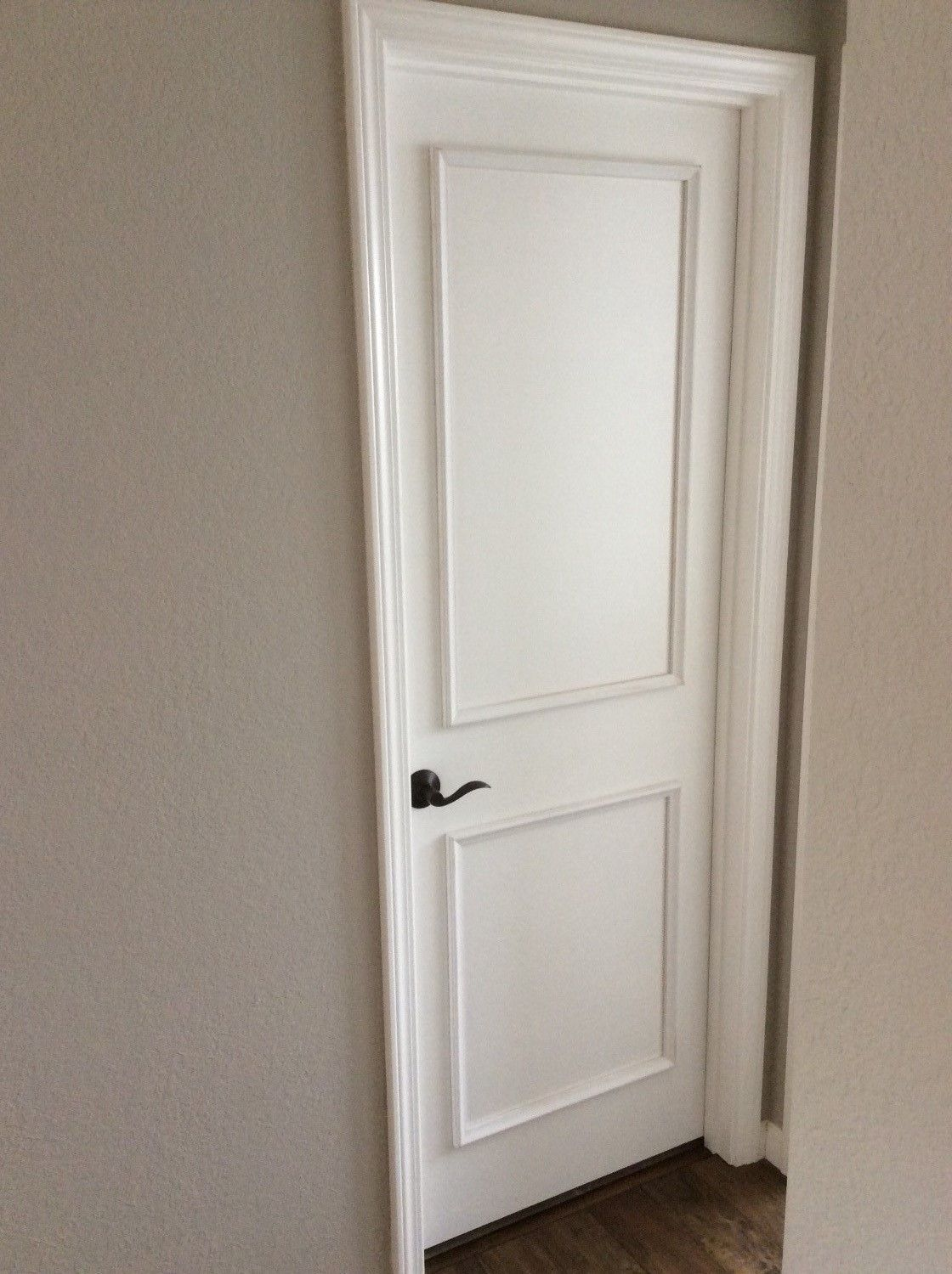 Two Piece Door Moulding Kit Luxe Architectural