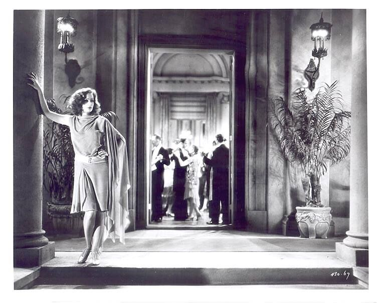 Greta Garbo by Ruth Harriet Louise for The Single Standard, 1929.