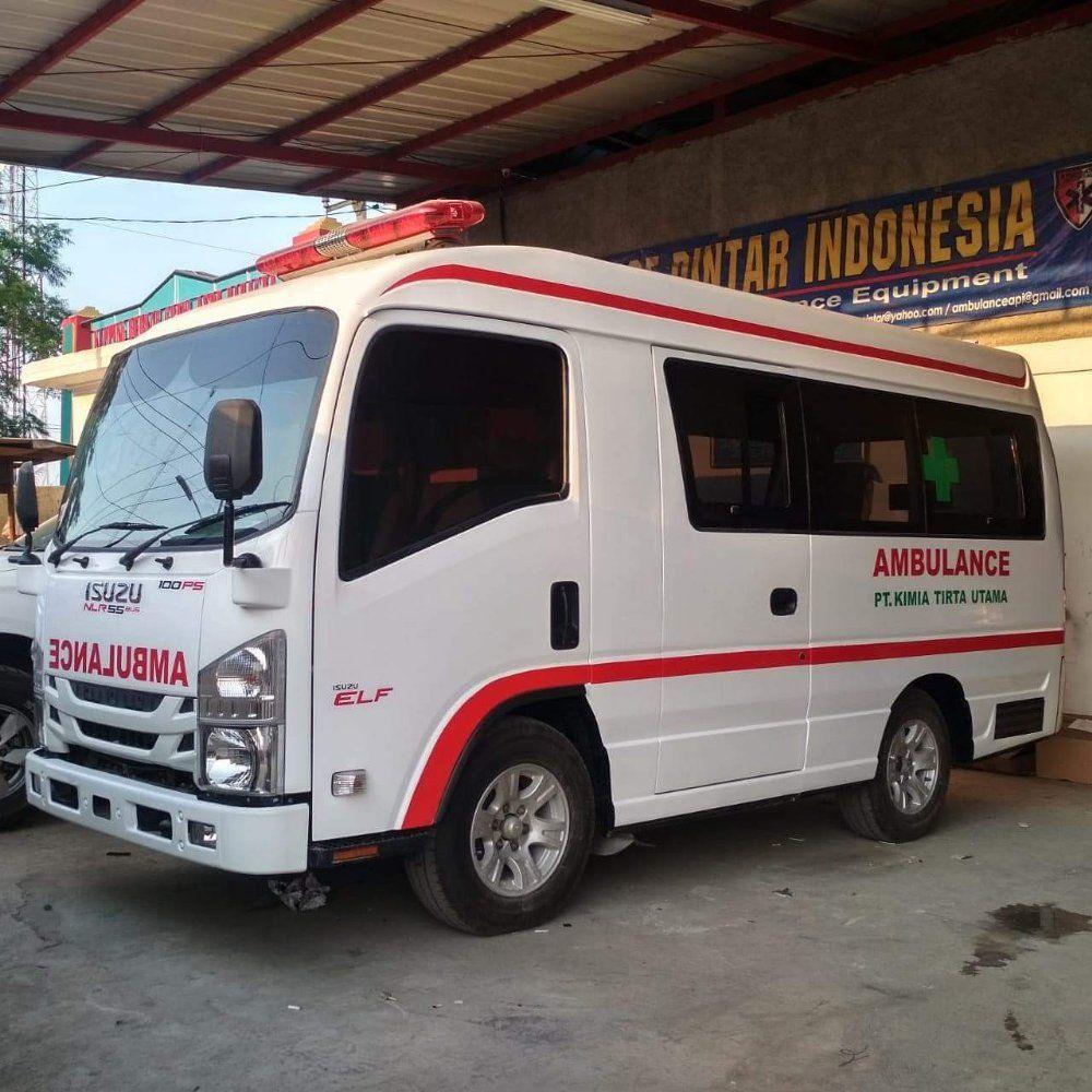 Jual Ambulance Isuzu Elf 081284074126 Jual Ambulance 081284074126 Ambulance Elf Recreational Vehicles