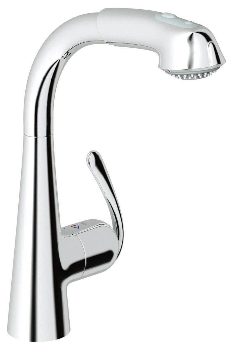 21 A112 18 1m Kitchen Faucet Grohe 33 893 00e Ladylux3 Plus